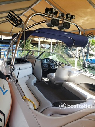 Rent a Sanger Boats ski and wakeboard in Discovery Bay, CA near me