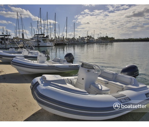 Rent a Caribe Inflatables inflatable outboard in Portland, OR near me