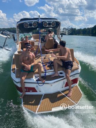 Rent a Mastercraft Boats ski and wakeboard in Buford, GA near me