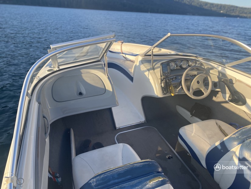 Rent a BAYLINER bow rider in Dollar Point, CA near me