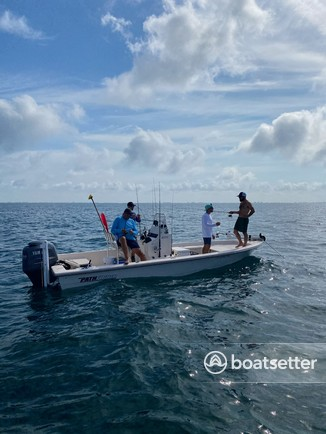 Rent a Pathfinder Boats center console in Sarasota, FL near me