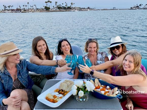 Rent a JEANNEAU offshore sport fishing in Long Beach, CA near me