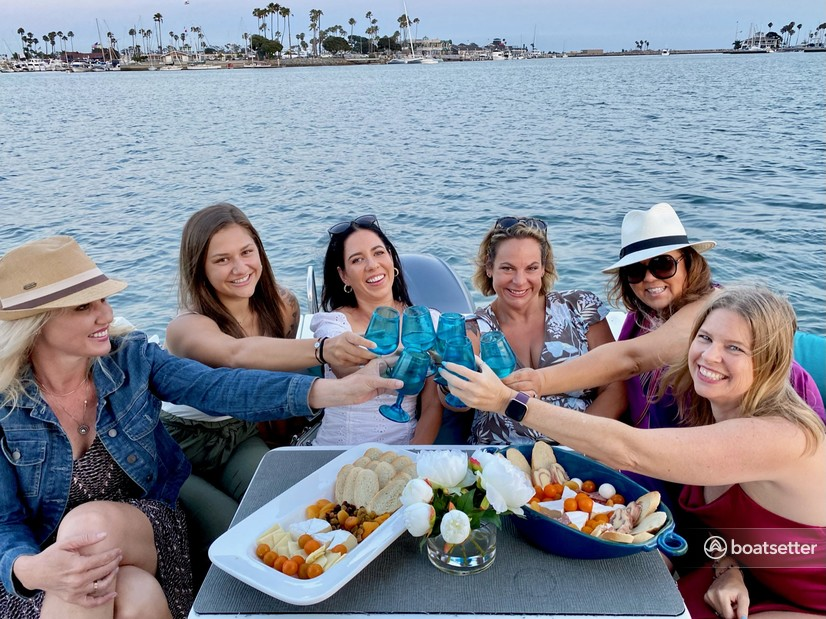 Rent a JEANNEAU offshore sport_fishing in Long Beach, CA near me