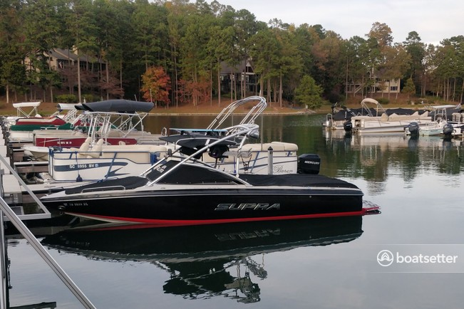 Rent a Supra by Skiers Choice ski and wakeboard in Edmond, OK near me