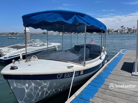 Rent a Duffy Electric Boats electric in Newport Beach, CA near me