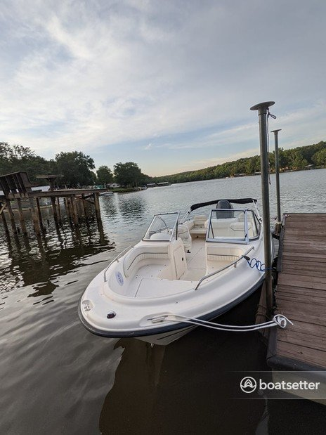 Rent a Sea Hunt Boats fish and_ski in Liberty Hill, SC near me