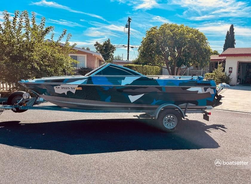 Rent a Bayliner cruiser in Long Beach, CA near me