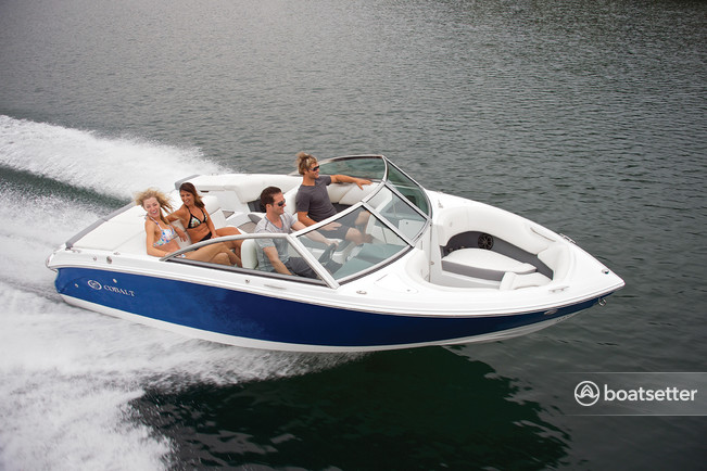 Rent a Cobalt ski and wakeboard in Tahoe City, CA near me