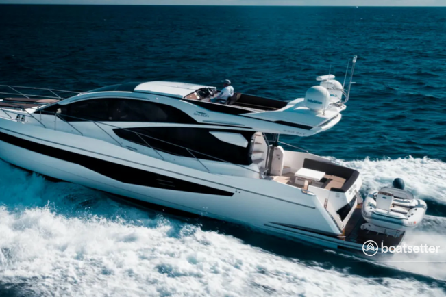 Rent a Galeon motor yacht in Washington, DC near me