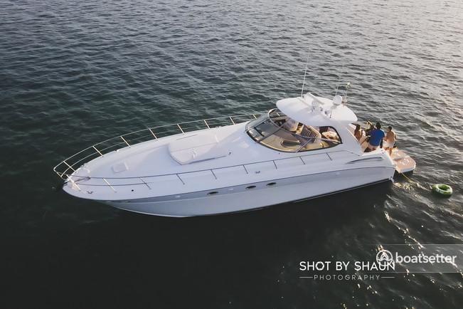 Rent a Sea Ray Boats express cruiser in Hampton Bays, NY near me