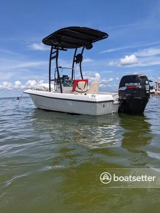 Rent a Sea Pro Boats center console in Charleston, SC near me