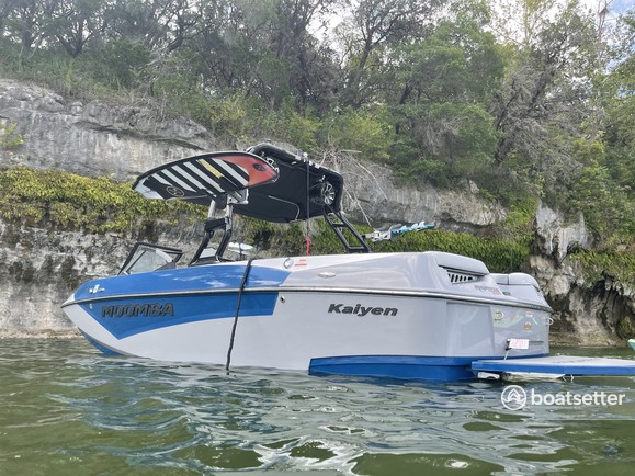 Rent a MOOMBA BY SKIERS CHOICE ski and wakeboard in Lago Vista, TX near me