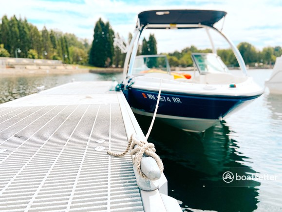 Rent a Bayliner fish and ski in Seattle, WA near me