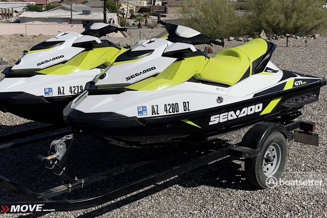 Rent a YAMAHA jet ski / personal water craft in Lake Havasu City, AZ near me