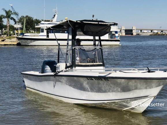 Rent a Mako Marine center console in Jacksonville, FL near me