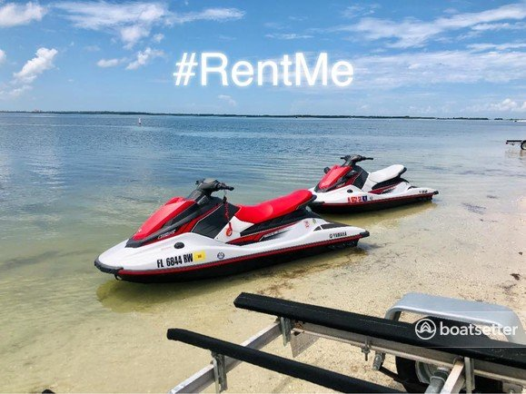 Rent a YAMAHA jet ski / personal water craft in Dunedin, FL near me