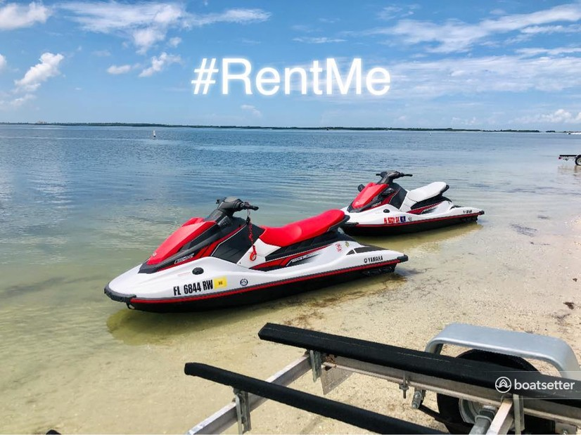 Rent a YAMAHA jet ski_/_personal_water_craft in Dunedin, FL near me