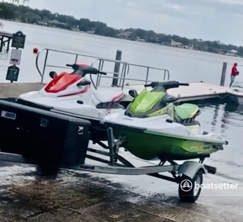 Rent a YAMAHA jet ski / personal water craft in Tampa, FL near me