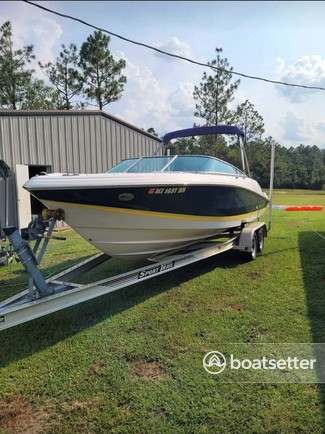 Rent a Regal Boats bow rider in Slidell, LA near me