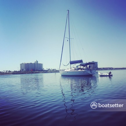 Rent a Catalina cruiser in Pensacola, FL near me