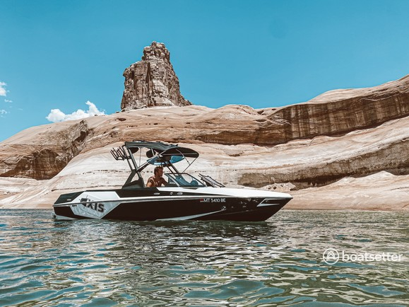 Rent a Axis ski and wakeboard in Page, AZ near me