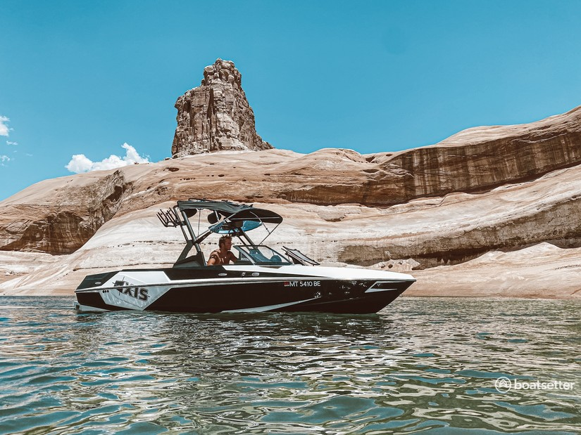 Rent a Axis ski and_wakeboard in Page, AZ near me
