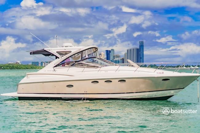 Rent a Regal cruiser in Miami Beach, FL near me