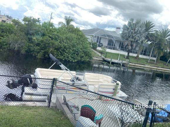 Rent a Premier Marine pontoon in Cape Coral, FL near me