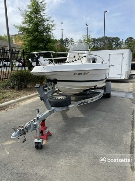 Rent a Wellcraft angler in Southport, NC near me