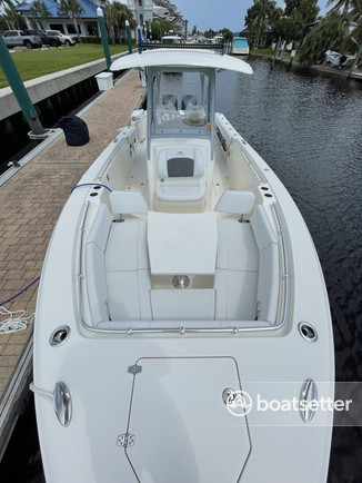 Rent a COBIA BOATS center console in Fort Myers, FL near me