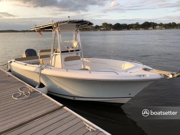 Rent a Sea Hunt Boats center console in Johns Island, SC near me