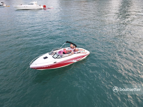 Rent a Rinker Boats cuddy cabin in Chicago, IL near me