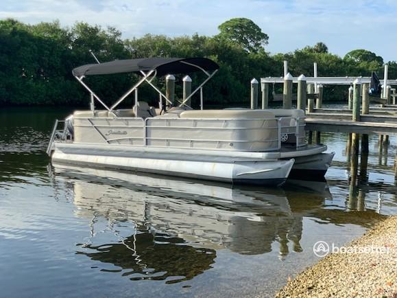 Rent a Godfrey Marine pontoon in Sarasota, FL near me
