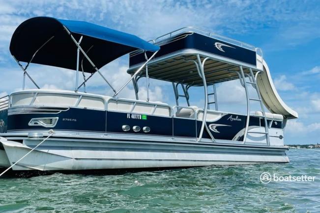 Rent a Avalon Pontoons pontoon in St. Petersburg, FL near me