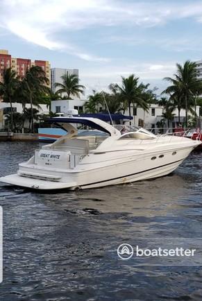 Rent a Regal Boats express cruiser in Miami, FL near me