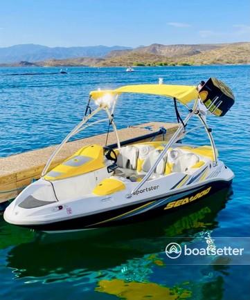 Rent a Sea-Doo jet boat in Glendale, AZ near me