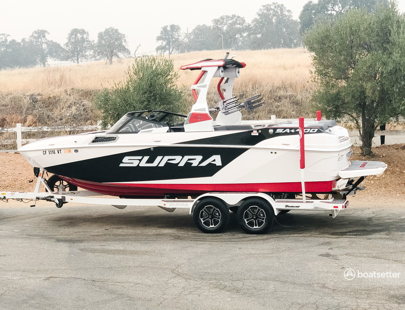 Rent a Supra By Skiers Choice ski and_wakeboard in La Grange, CA near me