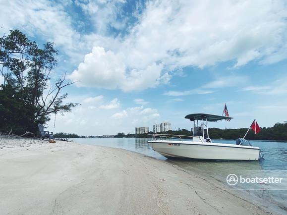 Rent a Century Boats center console in Deerfield Beach, FL near me