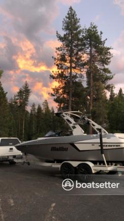 Rent a MALIBU BOATS ski and wakeboard in Reno, NV near me