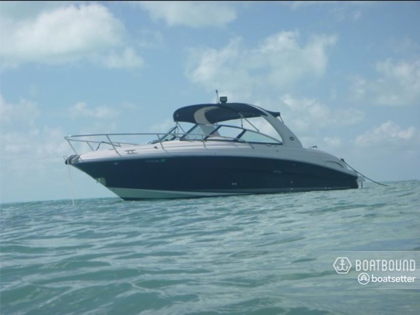 Rent a Sea Ray Boats cuddy cabin in Hallandale Beach, FL near me