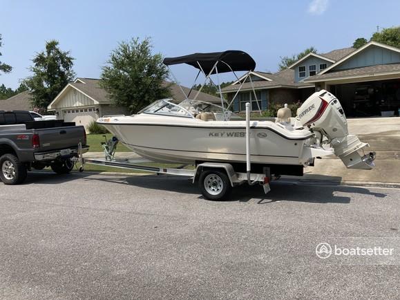 Rent a Key West Boats dual console in Destin, FL near me