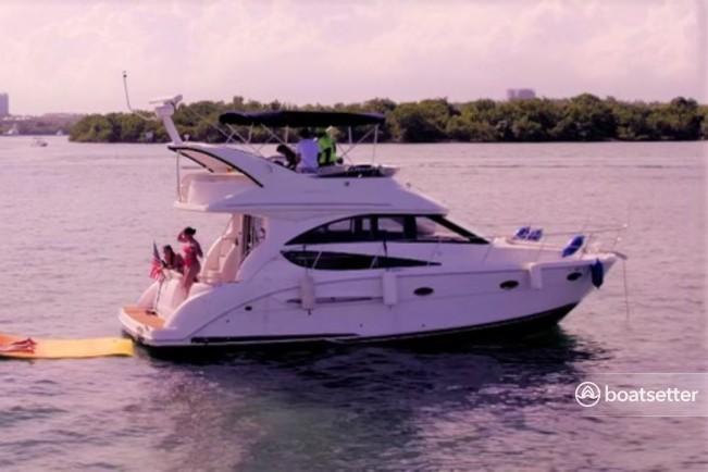 Rent a Mercury motor yacht in Miami Beach, FL near me