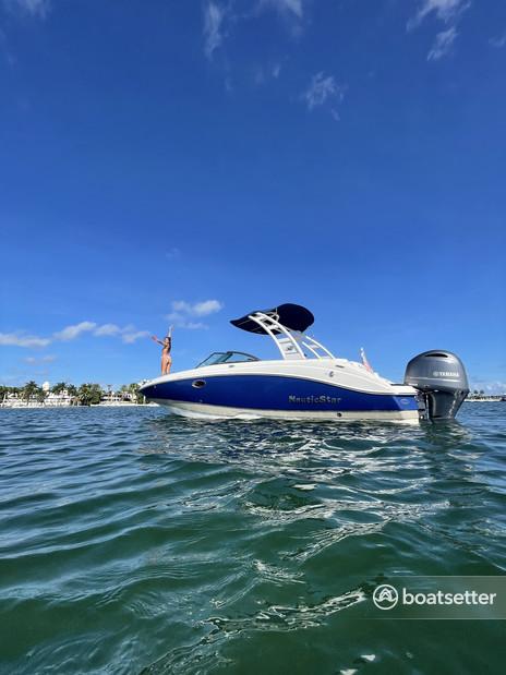 Rent a NAUTICSTAR BOATS cruiser in Miami, FL near me