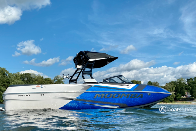 Rent a MOOMBA BY SKIERS CHOICE ski and wakeboard in Monroe, NC near me
