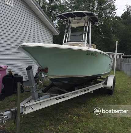 Rent a KEY WEST BOATS center console in Sylvan Beach, NY near me