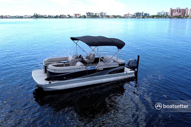Rent a Avalon Pontoons pontoon in Fort Myers Beach, FL near me