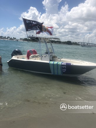 Rent a KEY WEST BOATS center console in Port St. Lucie, FL near me