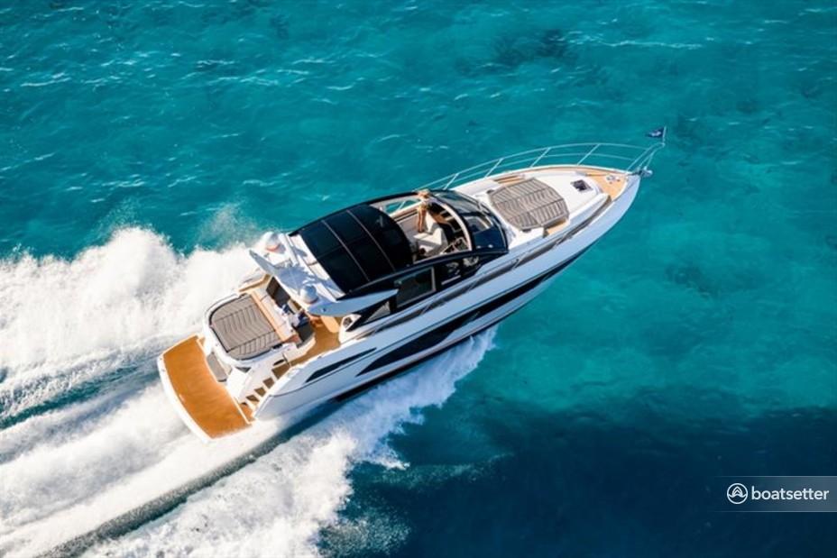 Rent a Sunseeker motor yacht in Dania Beach, FL near me