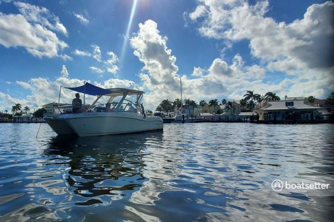 Rent a WORLD CAT BOATS catamaran in Pompano Beach, FL near me