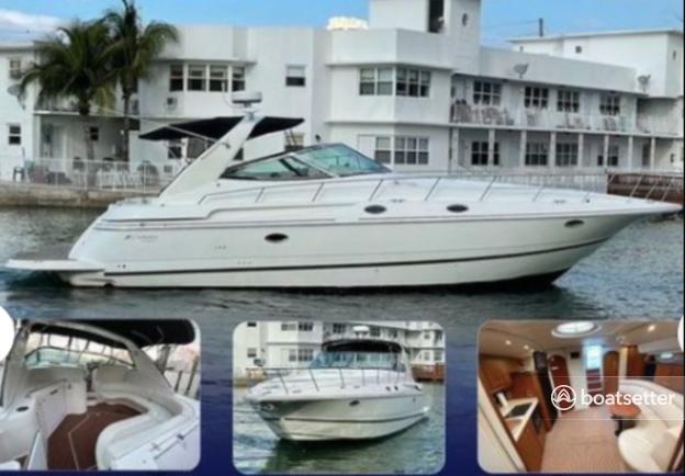 Rent a Cruisers Yachts cruiser in Miami Beach, FL near me